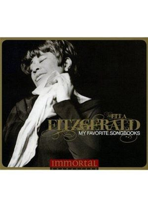 Ella Fitzgerald - Immortal Characters (Music CD)