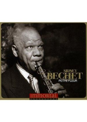 Sidney Bechet - Immortal Characters (Music CD)