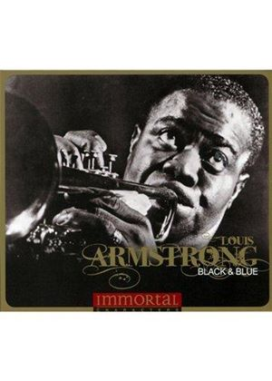 Louis Armstrong - Immortal Characters (Music CD)