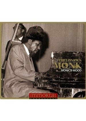 Thelonious Monk - Immortal Characters (Music CD)