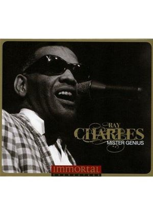 Ray Charles - Immortal Characters (Music CD)
