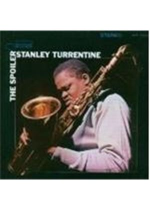Stanley Turrentine - The Spoiler [RVG Remaster] (Music CD)