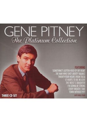 Gene Pitney - Platinum Collection, The (Music CD)