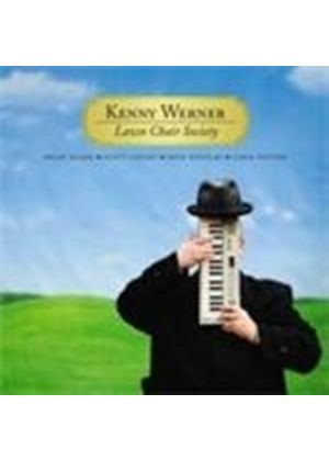 Kenny Werner - Lawn Chair Society (Music CD)