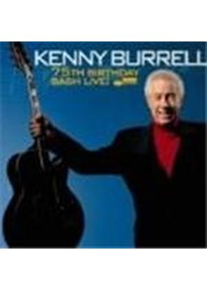 Kenny Burrell - 75th Birthday Bash (Live)