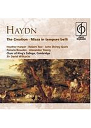 Joseph Haydn - The Creation - Sung In English (Willcocks, ECO, ASMIF) (Music CD)