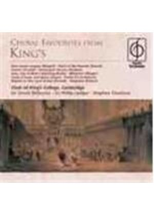 King's College Choir - Choral Favourites from King's