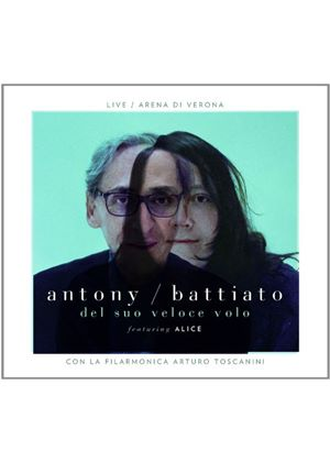 Antony and The Johnsons and Franco Battiato - Del Suo Veloce Volo (Music CD)
