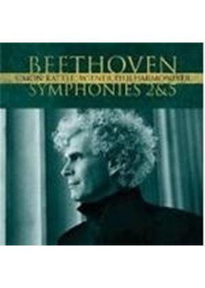Beethoven: Symphonies Nos 2 & 5