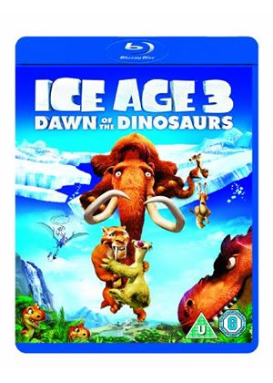 Ice Age 3: Dawn of the Dinosaurs (with Bonus Digital Copy) (Blu-Ray)