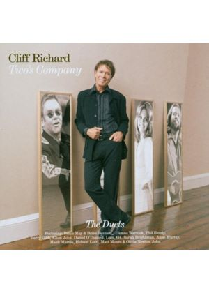 Cliff Richard - Twos Company: The Duets (Music CD)