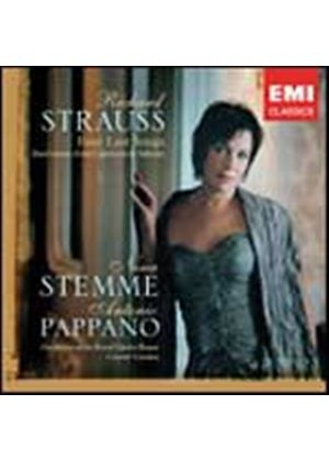 Richard Strauss - Four Last Songs, Final Scenes (Stemme) (Music CD)