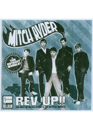 Mitch Ryder And The Detroit Wheels - Rev Up - Best Of (Music CD)