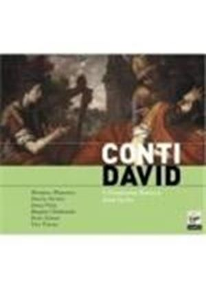 Francesco Bartolomeo Conti - David (Curtis) (Music CD)