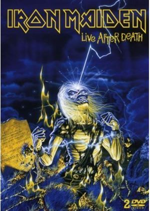 Iron Maiden: Live After Death (Music DVD)