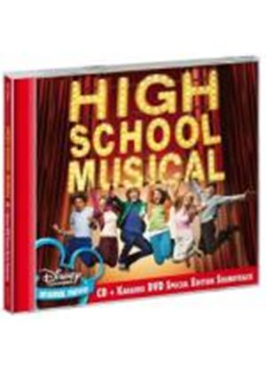 High School Musical - High School Musical [Bonus DVD UK Edition] (Music CD)