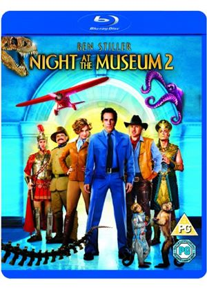 Night At The Museum: Battle Of The Smithsonian (with Bonus Digital Copy) (Blu-Ray)