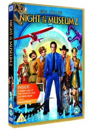Night At The Museum 2 - Battle Of The Smithsonian