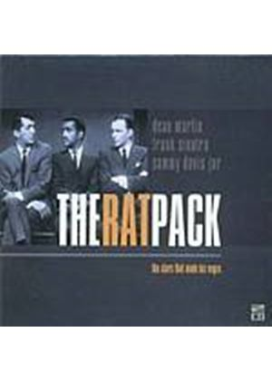 The Rat Pack - The Stars That Made Las Vegas [Deluxe Packaging] (Music CD)