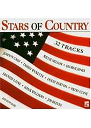 Various Artists - Stars Of Country (Music CD)
