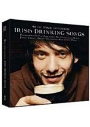 Various Artists - Irish Drinking Songs (2 CD) (Music CD)