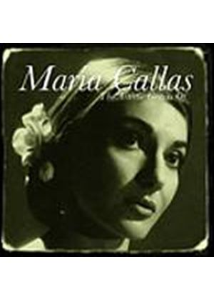 Maria Callas - The Artistic Genius Of (Music CD)