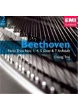 Beethoven:  Piano Trios Nos 1, 4, 5 \\'Ghost\\' & 7 \\'Archduke\\'