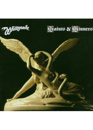 Whitesnake - Saints And Sinners (Music CD)