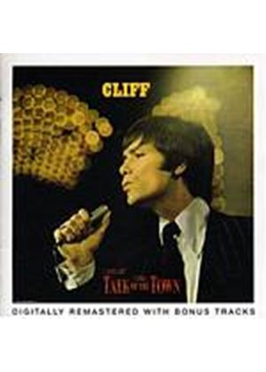 Cliff Richard - Cliff Live At The Talk Of The Town (Music CD)