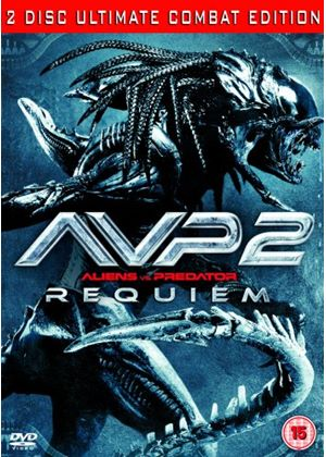 Alien Vs Predator - Requiem (2 Disc Ultimate Edition )