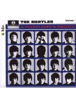 The Beatles - A Hard Days Night (Remastered) (Music CD)