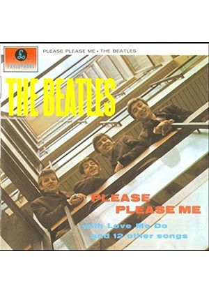 The Beatles - Please Please Me (Remastered) (Music CD)