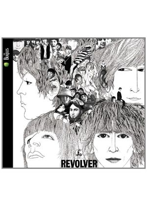 The Beatles - Revolver (Remastered) (Music CD)