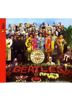 The Beatles - Sgt Peppers Lonely Hearts Club Band (Remastered) Music CD)