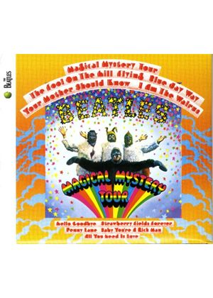 The Beatles - Magical Mystery Tour (Remastered) (Music CD)