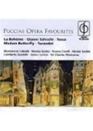 Various Artists - Puccini Opera Favourites