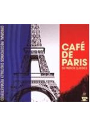 Various Artists - CAFE DE PARIS 2CD