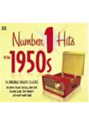 Various Artists - Number 1 Hits Of The 1950s