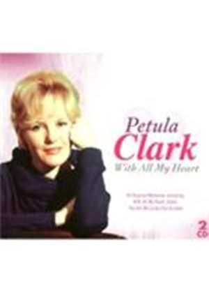 Petula Clark - With All My Heart (Music CD)