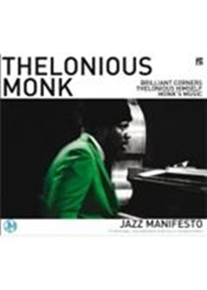 Thelonious Monk - Brilliant Corners/Thelonius Himself/Monk's Music (Music CD)