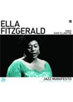 Ella Fitzgerald - Sings Duke Ellington (Music CD)