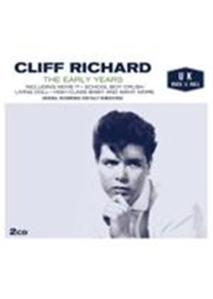 Cliff Richard - Early Years, The (Music CD)