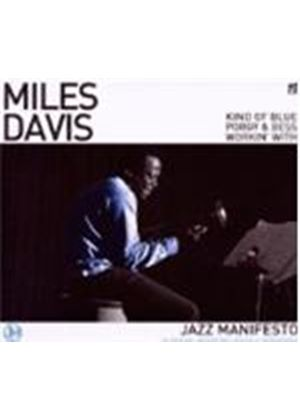 Miles Davis - Jazz Manifesto (Music CD)