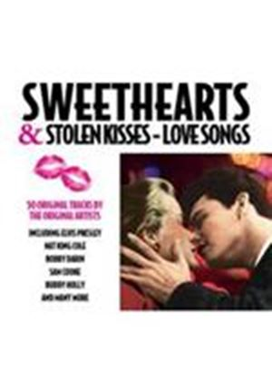 Various Artists - Sweethearts And Stolen Kisses (Music CD)