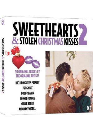 Various Artists - Sweethearts & Stolen Christmas Kisses 2 (Music CD)
