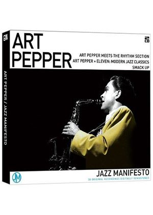 Art Pepper - Jazz Manifesto (Art Pepper) (Music CD)