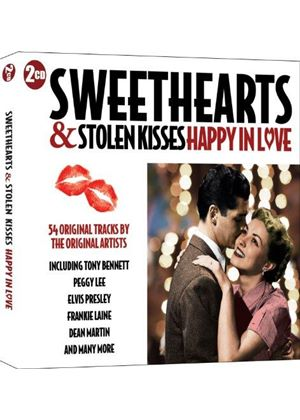 Various Artists - Sweethearts and Stolen Kisses (Happy in Love) (Music CD)