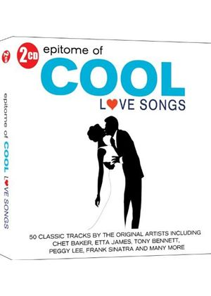 Various Artists - Epitome of Cool (Love Songs) (Music CD)