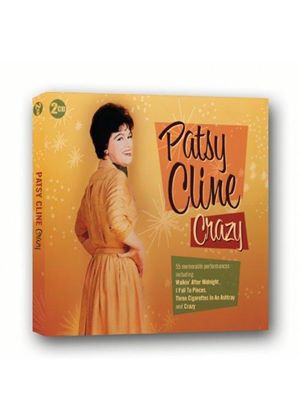 Patsy Cline - Crazy (Music CD)