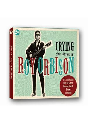 Roy Orbison - Crying (The Magic of Roy Orbison) (Music CD)